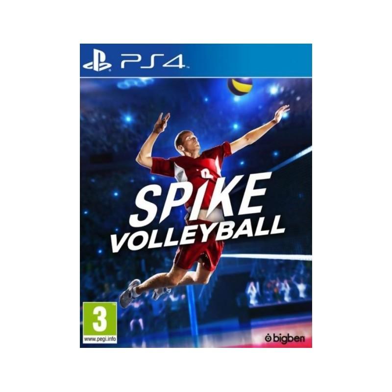 PS4 SPIKE VOLEYBALL OCC - Jeux PS4 au prix de 9,95€