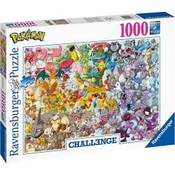 PUZZLE POKEMON GROUPE 1000 PIECES - Puzzles & Jouets au prix de 19,95€