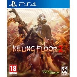 PS4 KILLING FLOOR 2 OCC - Jeux PS4 au prix de 9,95€