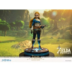 FIGURINE ZELDA BREATH OF THE WILD F4F ZELDA 25CM - Figurines au prix de 79,95€