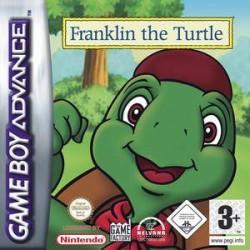 GA FRANKLIN LA TORTUE - Jeux Game Boy Advance au prix de 6,95€