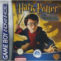 GA HARRY POTTER ET LA CHAMBRE DES SECRETS - Jeux Game Boy Advance au prix de 7,95€