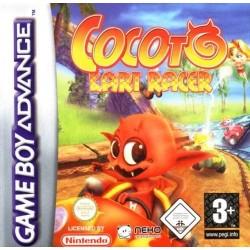 GA COCOTO KART RACER - Jeux Game Boy Advance au prix de 6,95€
