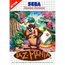 MS TAZ MANIA (SANS NOTICE) - Jeux Master System au prix de 14,95€