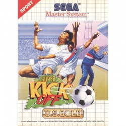 MS SUPER KICK OFF (SANS NOTICE) - Jeux Master System au prix de 0,95€
