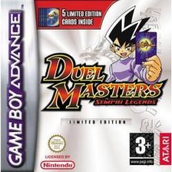 GA DUEL MASTERS SEMPAI LEGENDS EN BOITE - Jeux Game Boy Advance au prix de 9,95€