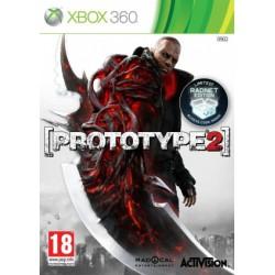 X360 PROTOTYPE 2 - Jeux Xbox 360 au prix de 4,95€