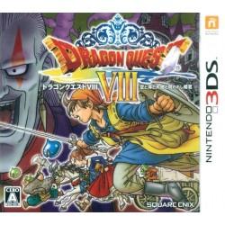 3DS DRAGON QUEST VIII VOYAGE DU ROI MAUDIT (IMPORT JAP) - Jeux 3DS au prix de 19,95€