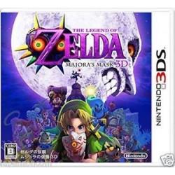 3DS THE LEGEND OF ZELDA MAJORA S MASK 3D (IMPORT JAP) - Jeux 3DS au prix de 19,95€