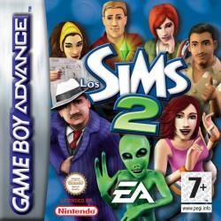 GA LES SIMS 2 - Jeux Game Boy Advance au prix de 6,95€