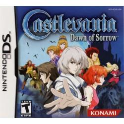 DS CASTLEVANIA DAWN OF SORROW (IMPORT US) - Jeux DS au prix de 34,95€