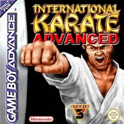 GA INTERNATIONAL KARATE ADVENCED - Jeux Game Boy Advance au prix de 12,95€