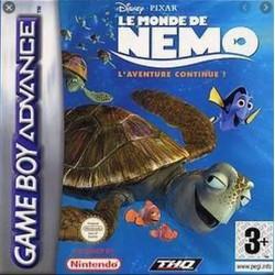 GA LE MONDE DE NEMO 2 - Jeux Game Boy Advance au prix de 9,95€
