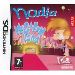 DS NADIA MEGA FUN LAND - Jeux DS au prix de 9,95€