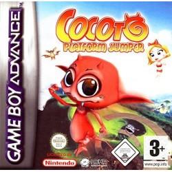 GA COCOTO PLATFORM JUMPER - Jeux Game Boy Advance au prix de 4,95€
