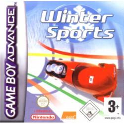 GA WINTER SPORTS EN BOITE - Jeux Game Boy Advance au prix de 6,95€