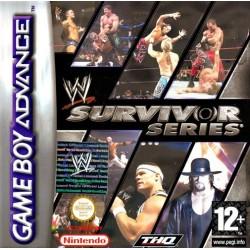 GA WWE SURVIVOR SERIES - Jeux Game Boy Advance au prix de 4,95€