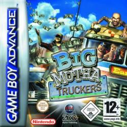 GA BIG MUTHA TRUCKERS - Jeux Game Boy Advance au prix de 6,95€