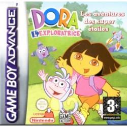 GA DORA L EXPLORATRICE LES AVENTURES DES SUPER ETOILES - Jeux Game Boy Advance au prix de 6,95€