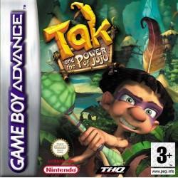 GA TAK AND THE POWER OF JUJU - Jeux Game Boy Advance au prix de 6,95€