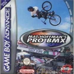 GA HOFFMAN S PRO BMX - Jeux Game Boy Advance au prix de 4,95€