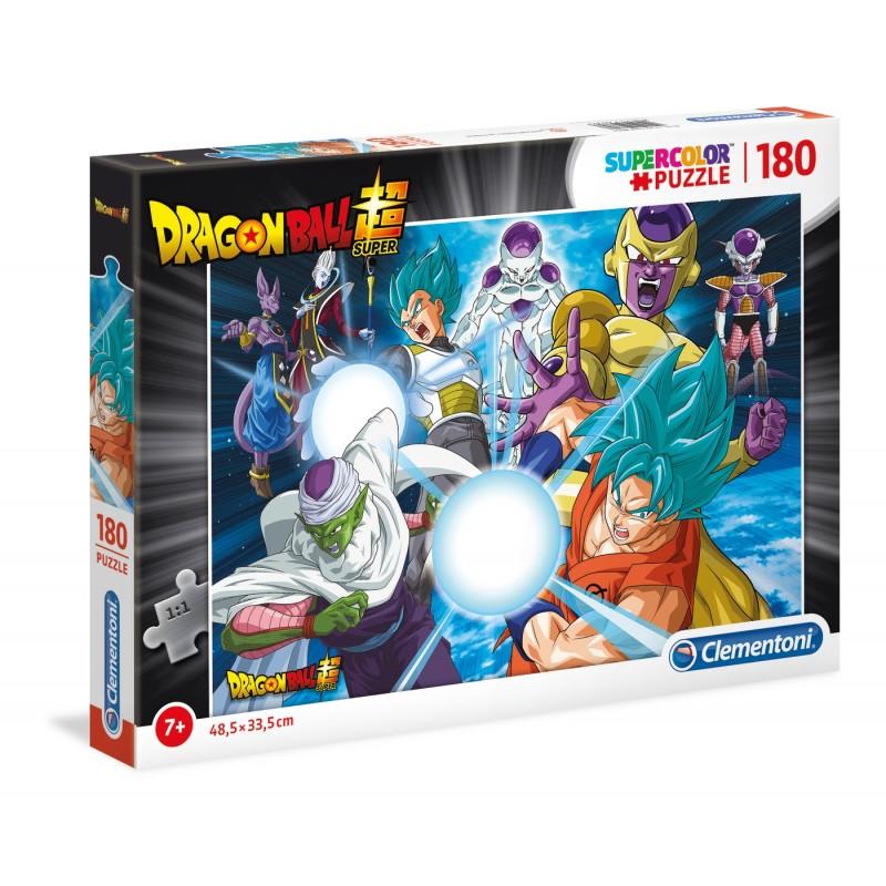 PUZZLE DRAGON BALL SUPER SUPERCOLOR 180 PIECES - Puzzles & Jouets au prix de 9,95€