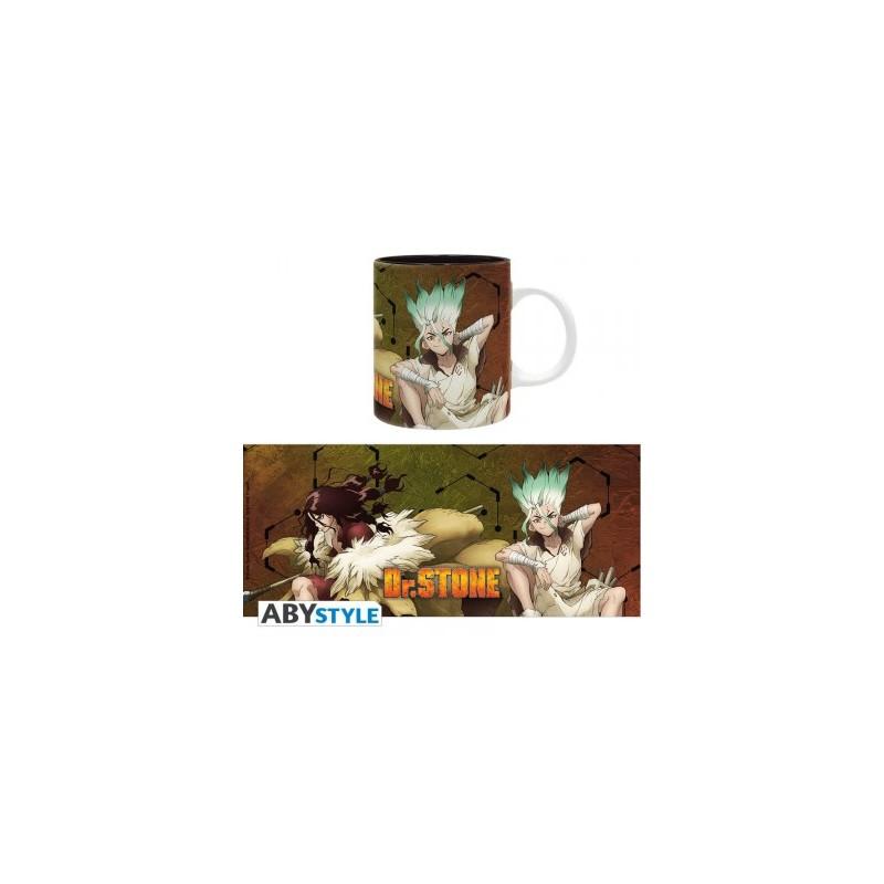 MUG DR STONE TSUKASA ET SENKU 320ML - Mugs au prix de 9,95€