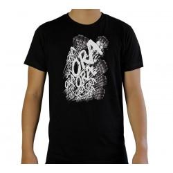 TSHIRT JOJO BIZARRE ADVENTURE ORA TAILLE M - Textile au prix de 19,95€