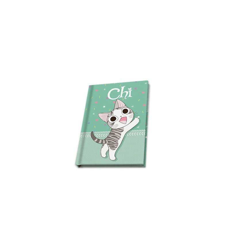 NOTEBOOK CHI VERT A6 - Papeterie au prix de 6,95€