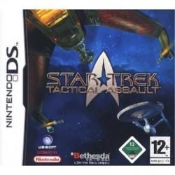 DS STAR TREK TACTICAL ASSAULT - Jeux DS au prix de 6,95€