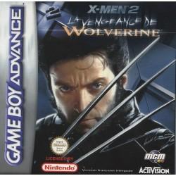 GA X MEN 2 LA VENGEANCE DE WOLVERINE - Jeux Game Boy Advance au prix de 4,95€