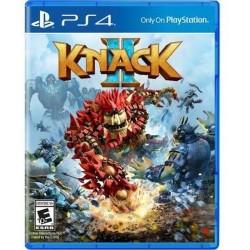 PS4 KNACK 2 OCC - Jeux PS4 au prix de 19,95€