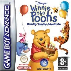GA WINNIE L OURSON RUMBLY TUMBLY ADVENTURE - Jeux Game Boy Advance au prix de 6,95€