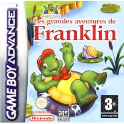 GA LES GRANDES AVENTURES DE FRANKLIN - Jeux Game Boy Advance au prix de 4,95€