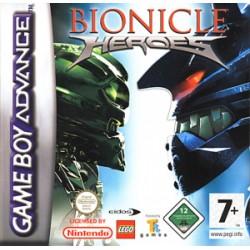 GA BIONICLE HEROES - Jeux Game Boy Advance au prix de 9,95€