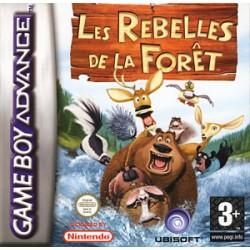 GA LES REBELLES DE LA FORET - Jeux Game Boy Advance au prix de 6,95€