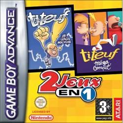 GA TITEUF MEGA COMPET ET ZE GAG - Jeux Game Boy Advance au prix de 9,95€