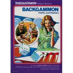 INT BACKGAMMON - Intellevision au prix de 4,95€