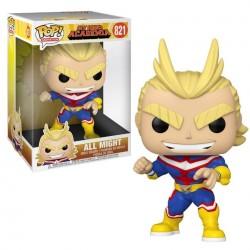 POP MY HERO ACADEMIA 821 ALL MIGHT 10 POUCES - Figurines POP au prix de 39,95€