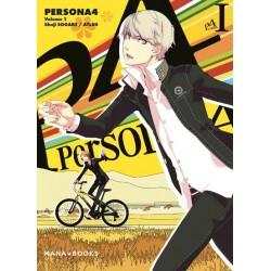 PERSONA 4 T01 - Manga au prix de 7,90€