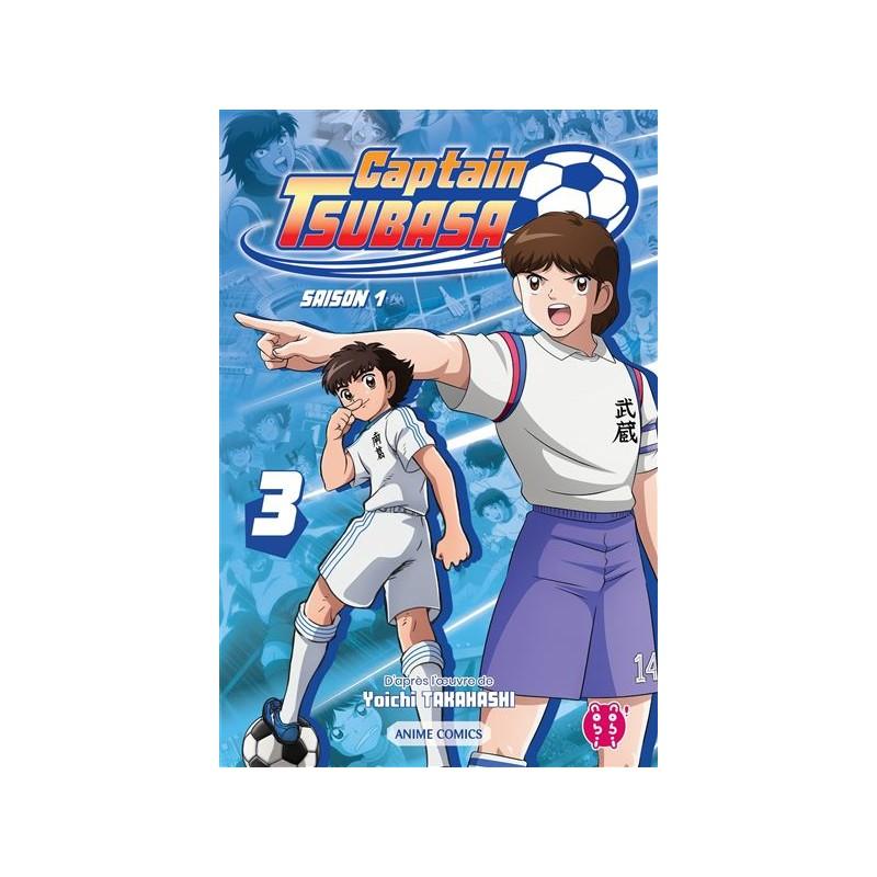 CAPTAIN TSUBASA SAISON 1 T03 - Manga au prix de 8,90€
