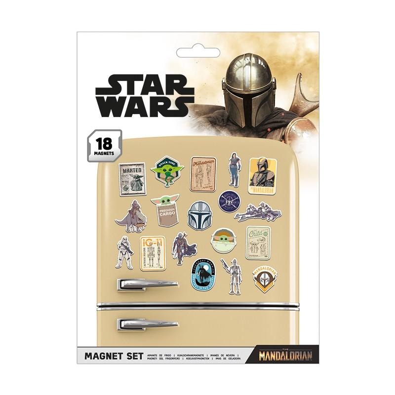 MAGNET STAR WARS THE MANDALORIAN - Autres Goodies au prix de 7,95€