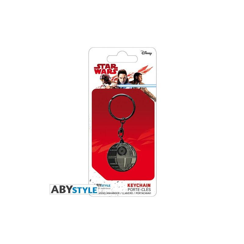 PORTE CLES STAR WARS ETOILE NOIRE - Porte Clés au prix de 6,95€