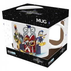 MUG KINGDOM HEARTS ARTWORK 320ML - Mugs au prix de 9,95€
