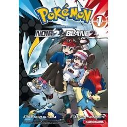 POKEMON NOIR 2 ET BLANC 2 LA GRANDE AVENTURE T01 - Manga au prix de 10,00€