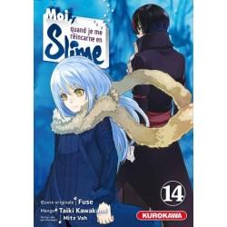 MOI QUAND JE ME REINCARNE EN SLIME T14 - Manga au prix de 7,65€