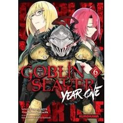 GOBLIN SLAYER YEAR ONE T06 - Manga au prix de 7,95€