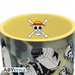 MUG ONE PIECE LUFFY TRESOR 320ML - Mugs au prix de 9,95€