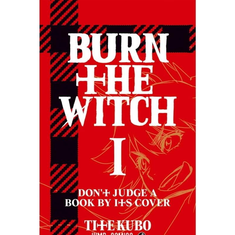 BURN THE WITCH T01 - Manga au prix de 6,90€
