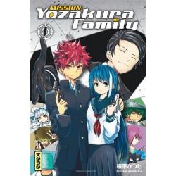 MISSION YOZAKURA FAMILY T01 - Manga au prix de 6,85€